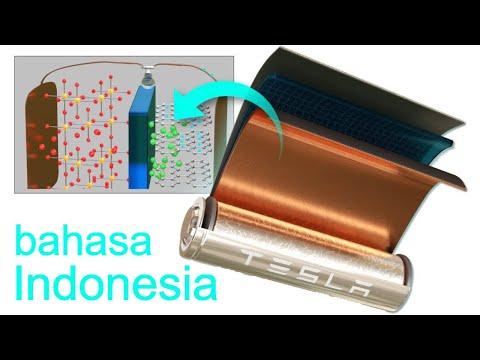 Baterai Li-ion, Bagaimana Cara Kerjanya?