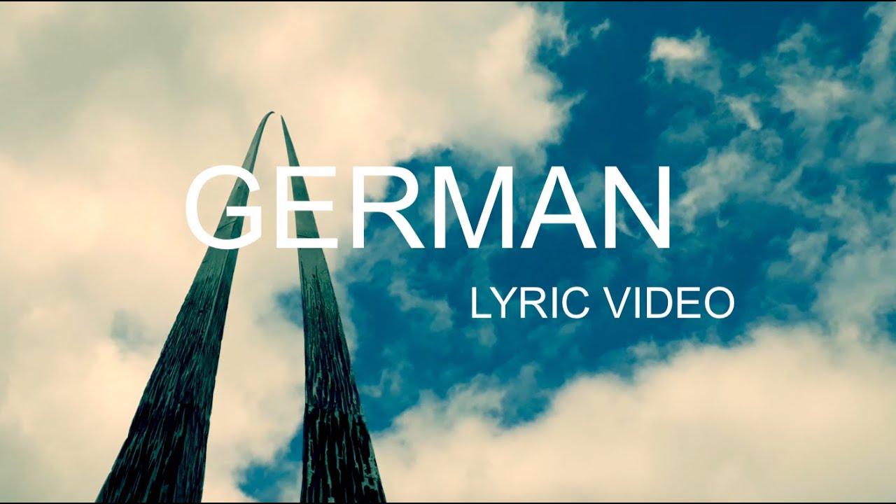 SCOTT MATTHEW - GERMAN (Official Lyric Video)
