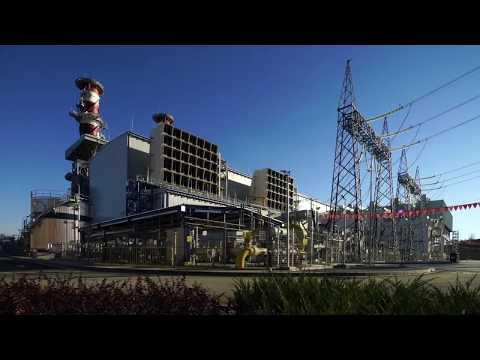 840 MW İç Anadolu Kombine Çevrim Santrali 2016 / 840 MW Ic Anadolu Combined Cycle Power Plant 2016