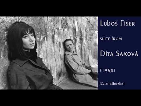 Luboš Fišer: Dita Saxová 1968