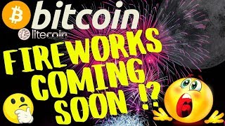 🌟BITCOIN and LITECOIN FIREWORKS SOON !!?🌟BTC LTC price prediction, analysis, news, trading