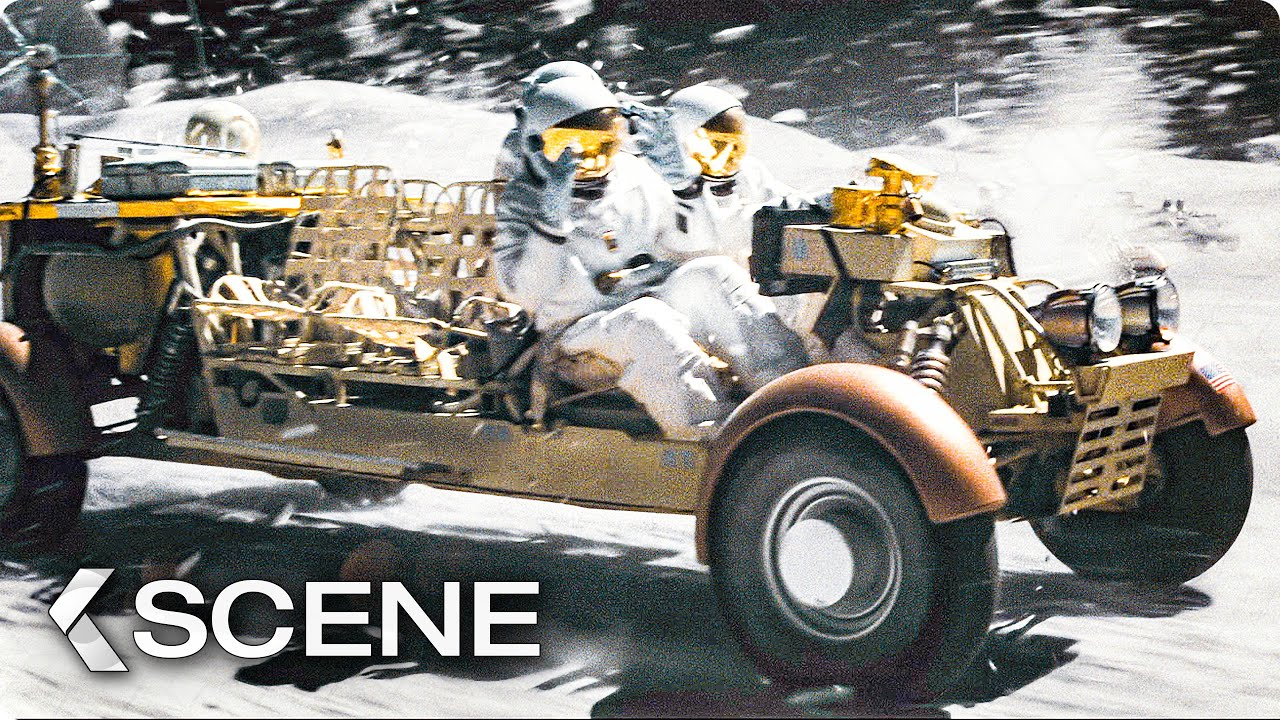 Download Moon Rover Chase Scene - AD ASTRA (2019)