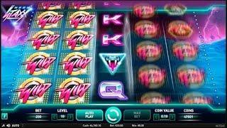 Machine à sous STAXX - gagner un gros jackpot et gain gagnant ou pas ?
