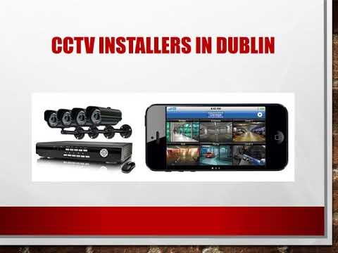 CCTV camera repairs Dublin
