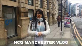 NCG Manchester school tour  - Vlog