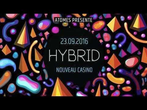 Breger @ Nouveau Casino (Hybrid) Paris 2016