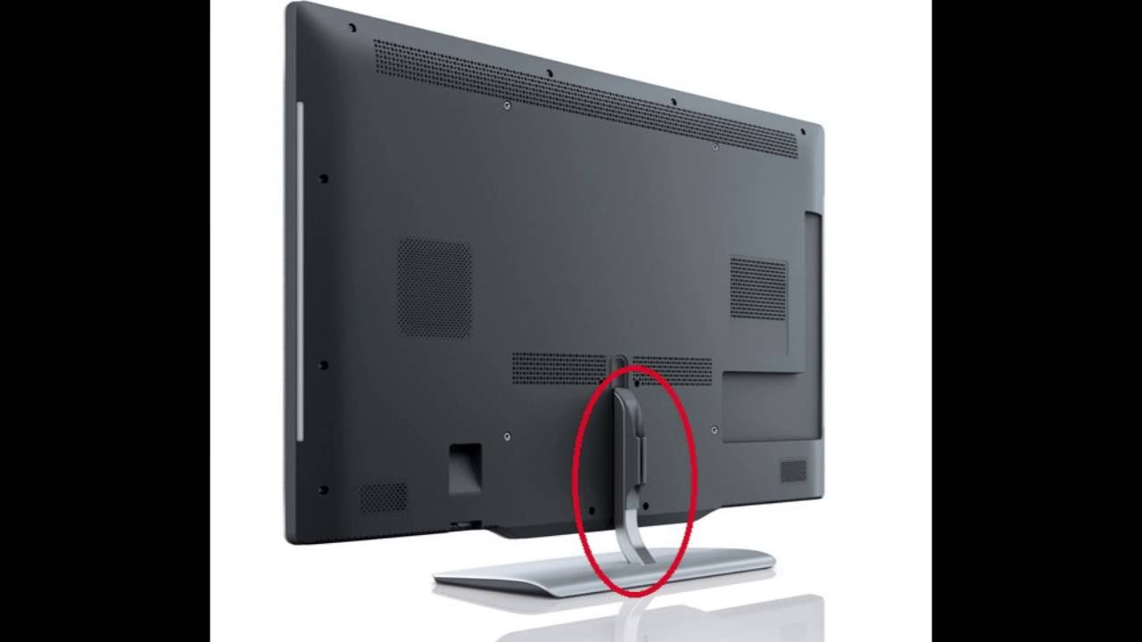 axe central support pied de tv philips 313913872272