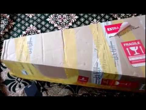 fender cd 60ce electric acoustic guitar unboxing and review youtube. Black Bedroom Furniture Sets. Home Design Ideas