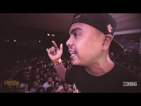FlipTop - Frooz vs Batang Rebelde