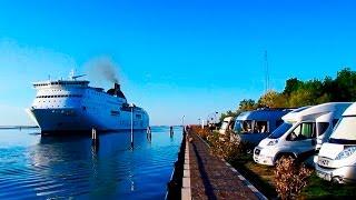 Reisebericht Camping Fusina Venezia (Italien) Mai 2015