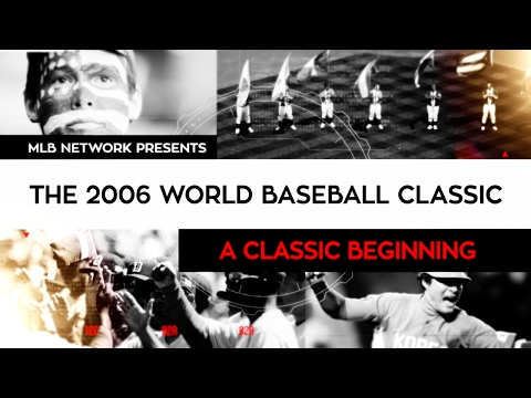 MLBN Presents: World Baseball Classic Japan vs. USA in 2006