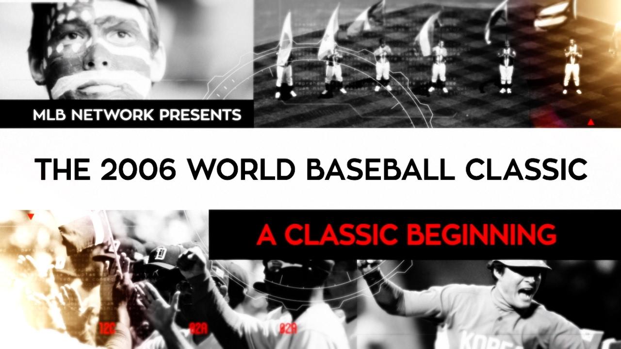 MLBN Presents World Baseball Classic Japan Vs USA In 2006