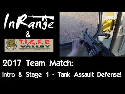 Tiger Valley 2017 - 2 Man SWAT Team Competition for Civilians