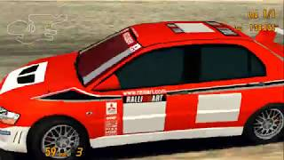 Gran Turismo 3 - A-Spec HQ! Tahiti Maze - Time Trial - PCSX2 Emulator - Playstation 2