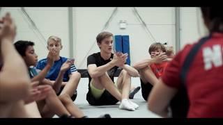 1. uttakssamling junior gutter landslag TeamGym Norge 2018