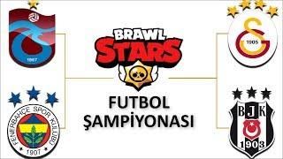 Brawl Stars FUTBOL TURNUVASI! Hangi Takım Kazandı?