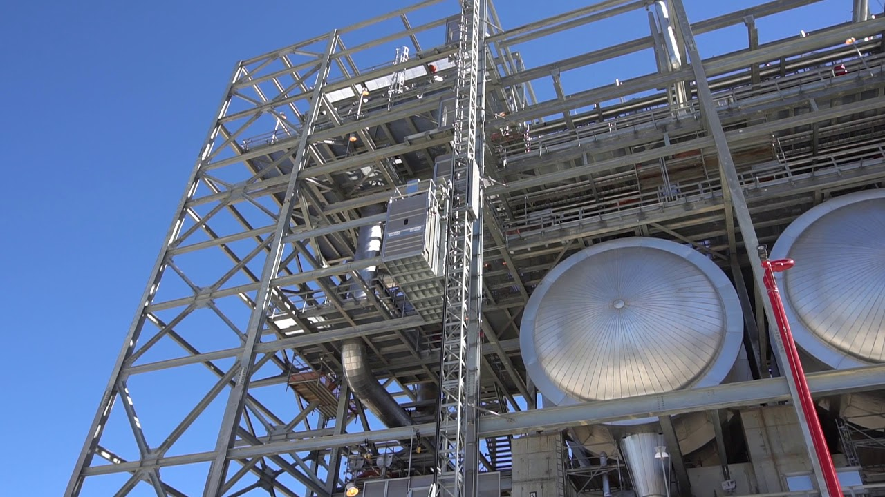 Rack & Pinion Elevators & Lift Systems | GEDA - USA