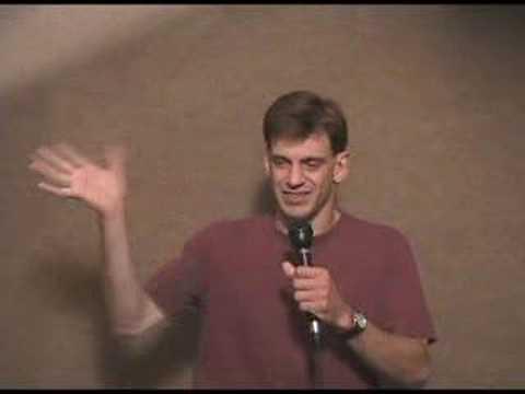 Dale Jones in the Comedy Spotlight