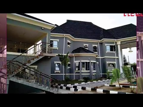 TAYE CURRENCY New #100 million Naira Mansion in Ibadan in 2018