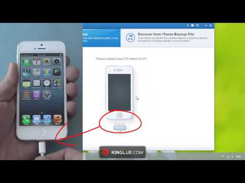 How To Recover Notes Directly From Iphone 5s 5c Ios Without Itunes Backup
