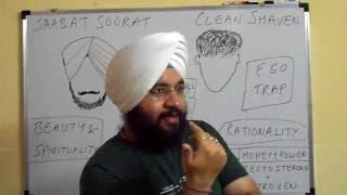 Saabat soorat Vs Clean shaven- Part 1