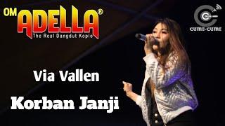 Gambar cover Om Adella Bersama Via Valen Korban Janji Live Gofun Bojonegoro