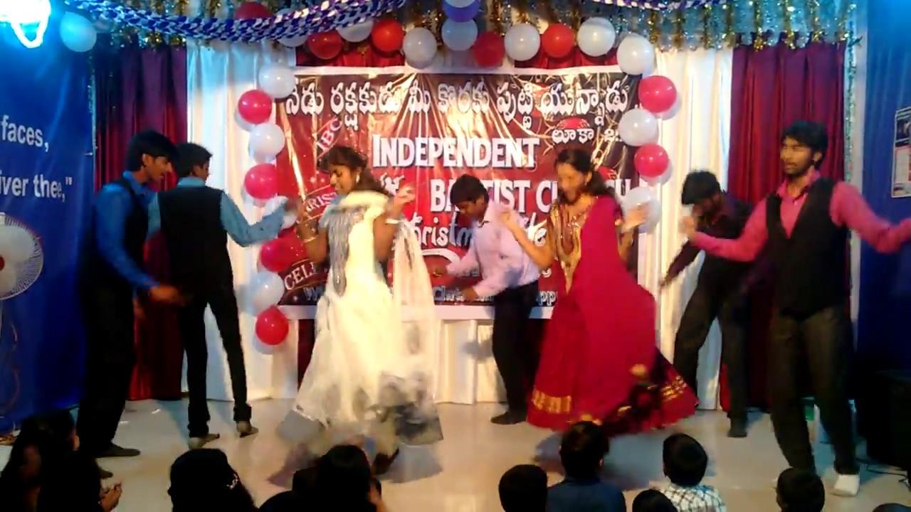 New Latest Hindi Christian Christmas Dance Song 2017