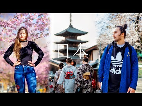 TOKYO, OSAKA, KYOTO, NARA Cinematic 4K