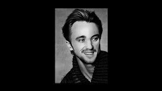 Tom Felton ♥ DRACO MALFOY ♥ Harry Potter ♥ Speed Drawing