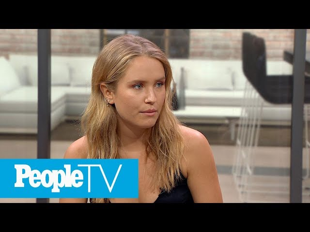 Sailor Brinkley Cook Gets Real About Dealing With Haters\: \'I\'ve Been Too Everything\' | PeopleTV