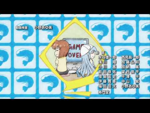 Shinryaku!! Ika Musume (OAD) Ending 「Puzzle」