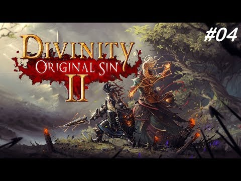 Divinity: Original Sin II Alpha #4 - It Isn't About Oranges Anymore