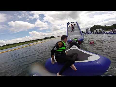 Rutland Water Aqua Park - 2017