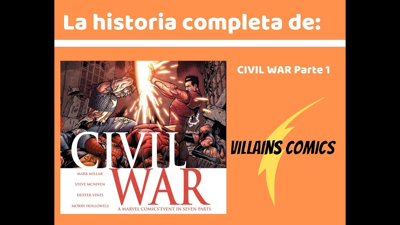 Guerra Civil Parte 1