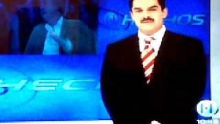 Javier Alatorre se descose en televisión respecto a los Ingleses