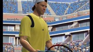 My Best Tennis Game Top Spin 2 (PC)