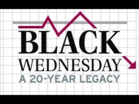 Black Wednesday – Stock Market Crash Documentary