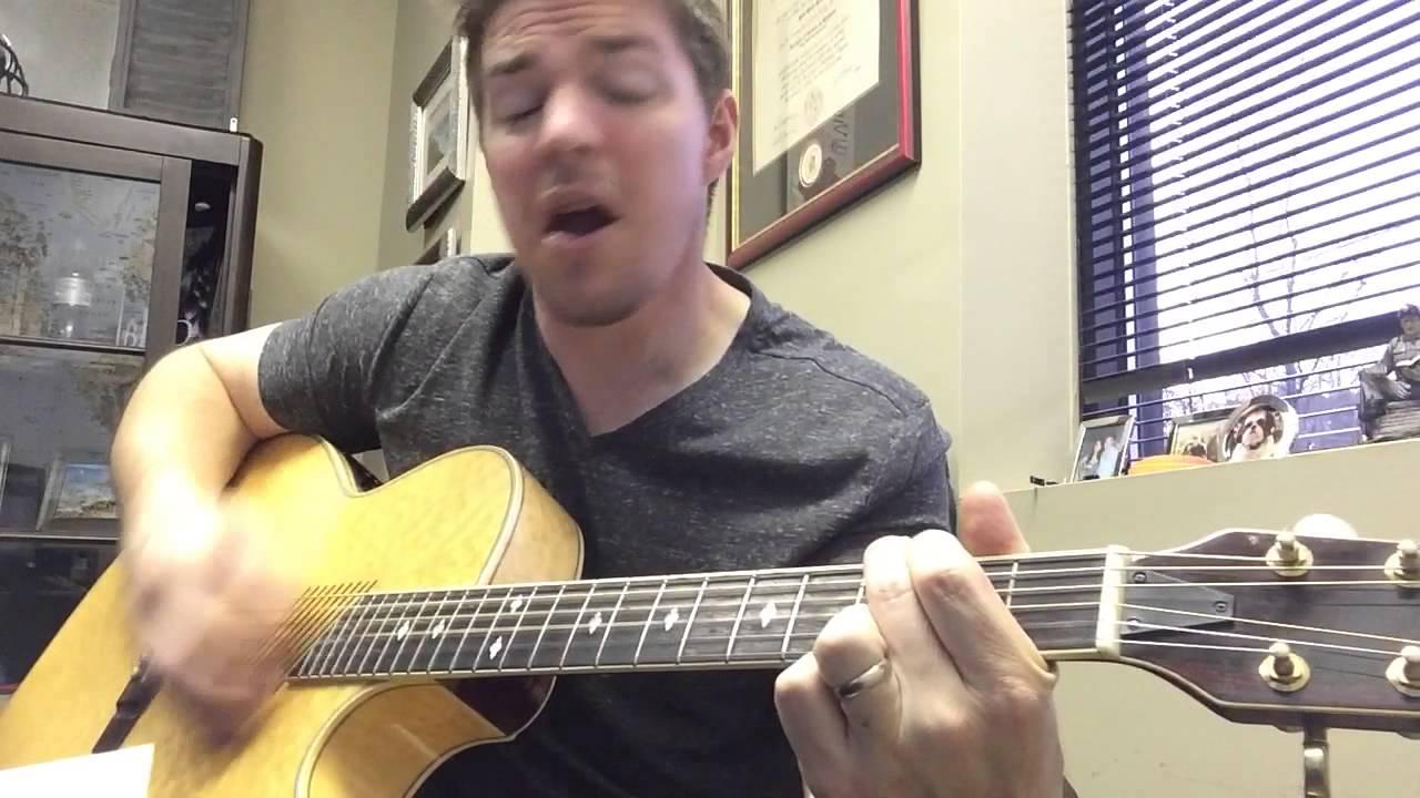 Come As You Are David Crowder Band Guitar Tutorial Matt Mccoy