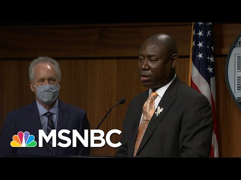 Benjamin Crump On Breonna Taylor Settlement: 'This Sets A Precedent For Other Black Women' | MSNBC
