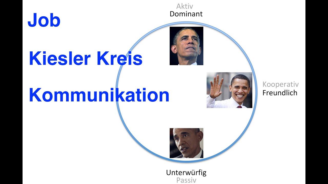 Der Kiesler Kreis in der Psychotherapie inkl  Beispielen aus der Praxis
