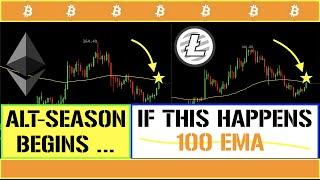 Alt-Season begins if THIS happens + Bitcoin