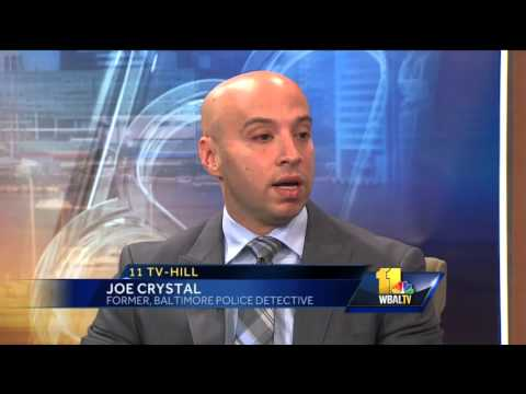 Former Baltimore police Detective Joe Crystal on breaking code of silence