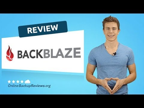 Backblaze Review - Easy, Unlimited Online Backup for Your Data