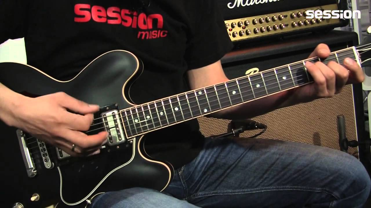 gibson es 335 chris cornell fb youtube. Black Bedroom Furniture Sets. Home Design Ideas