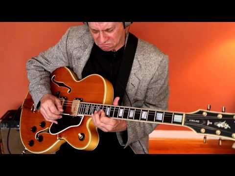 Gibson Byrdland & Deluxe Reverb - Henry M Johnson