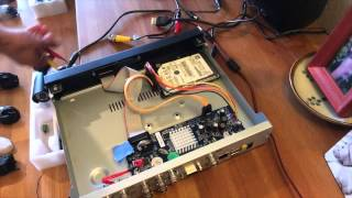 ★★★★★  Xvim 8 Channel H.264 Recording Dvr Surveillance Kit With 8 X 900tvl  - Setup