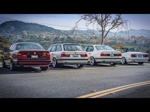 видео: На что способен фанат БМВ? Майк и его гараж мечты. Сколько стоят BMW M5 E34 и E30 кабрио в идеале?