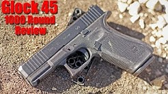 Glock 45 1000 Round Review: The Best Glock Ever?