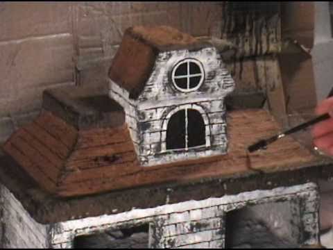 How to build a haunted house youtube for Build a haunted house