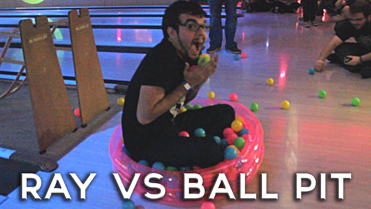 Ray Narvaez Jr VS The Ball Pit [RTOZ 2014] - YouTube